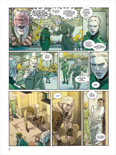 Page 8 orbital - hors-série tome 1 - premières rencontres