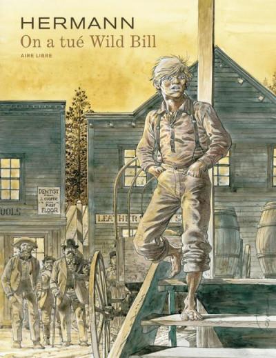 image de on a tué Wild Bill