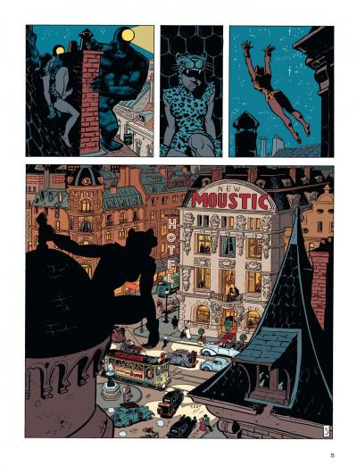 Page 5 Spirou et Fantasio - vu par... tome 7 - Spirou et la femme léopard