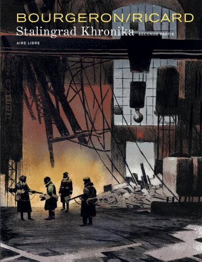 image de Stalingrad khronika tome 2