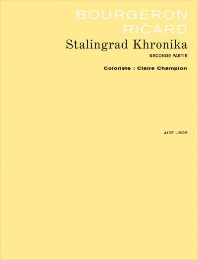 Page 1 Stalingrad khronika tome 2