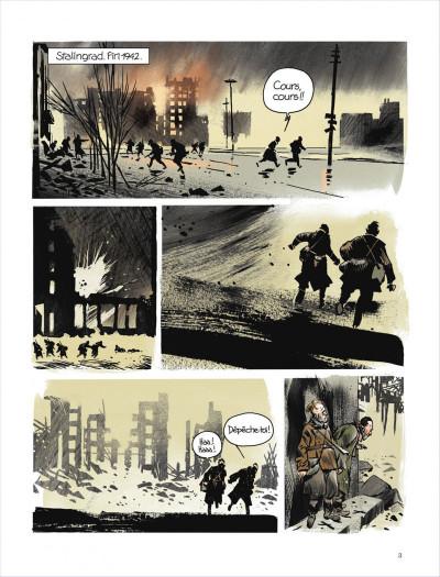 Page 3 Stalingrad khronika ; intégrale