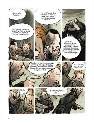 Page 6 Stalingrad khronika ; intégrale