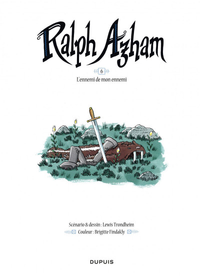Page 1 Ralph Azham tome 6