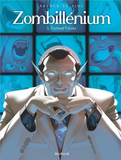 Couverture Zombillénium tome 3