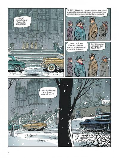 Page 4 Choc - les fantômes de Knightgrave tome 1