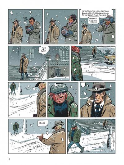 Page 6 Choc - les fantômes de Knightgrave tome 1