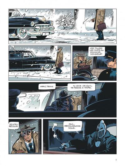 Page 7 Choc - les fantômes de Knightgrave tome 1