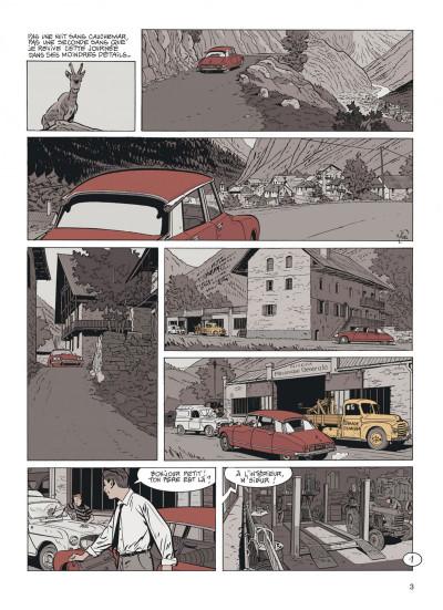 Page 3 Jérôme K. Jérôme Bloche tome 24