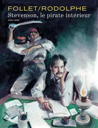image de Stevenson, le pirate intérieur