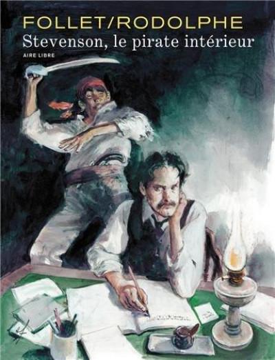 image de Stevenson, le pirate intérieur - édition luxe signée à 777 exemplaires