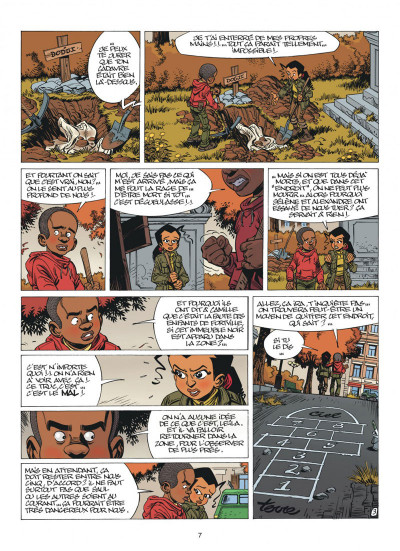 Page 7 Seuls - intégrale tome 2 - cycle 2