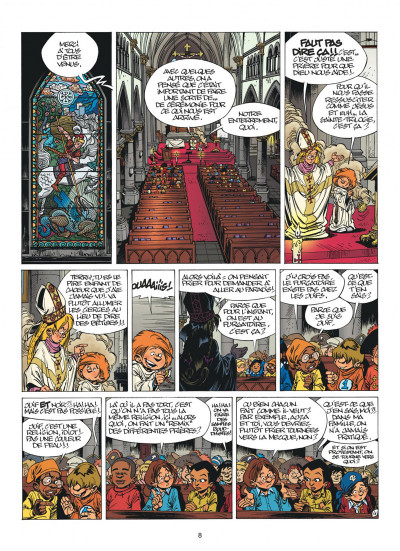 Page 8 Seuls - intégrale tome 2 - cycle 2