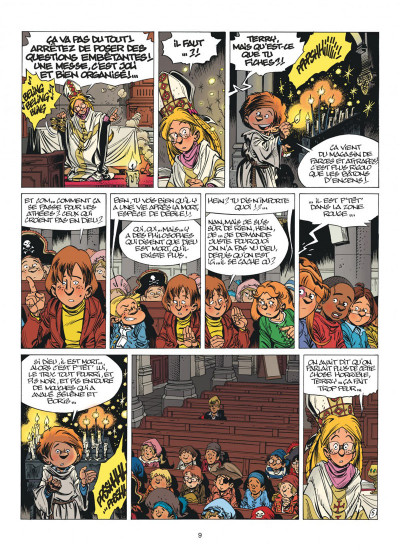 Page 9 Seuls - intégrale tome 2 - cycle 2