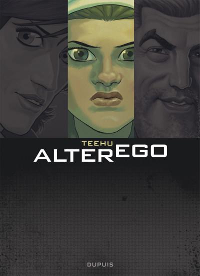 Page 1 Alter ego - saison 2 tome 1 - Teehu