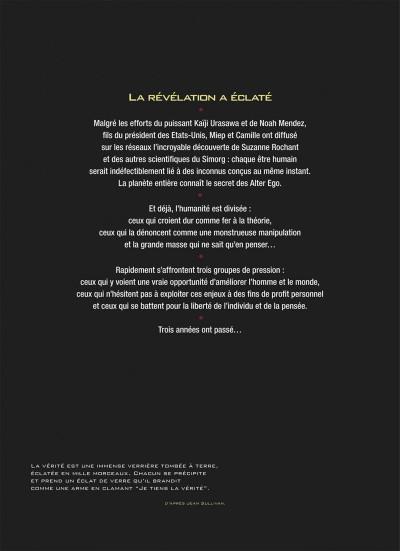 Page 2 Alter ego - saison 2 tome 1 - Teehu