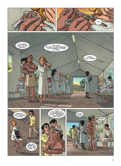 Page 3 Alter ego - saison 2 tome 1 - Teehu