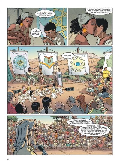 Page 4 Alter ego - saison 2 tome 1 - Teehu