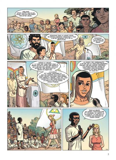 Page 5 Alter ego - saison 2 tome 1 - Teehu