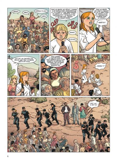 Page 6 Alter ego - saison 2 tome 1 - Teehu