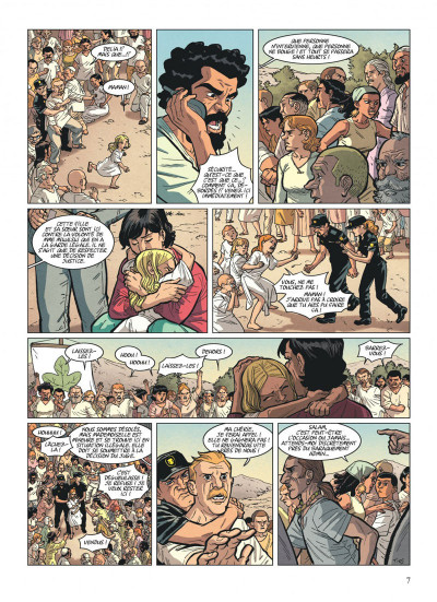 Page 7 Alter ego - saison 2 tome 1 - Teehu
