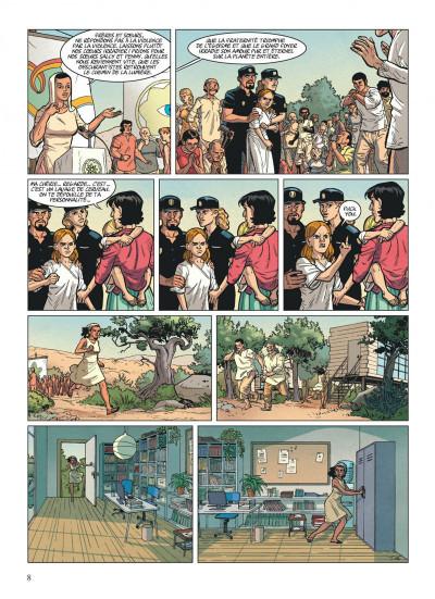 Page 8 Alter ego - saison 2 tome 1 - Teehu