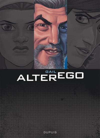 Page 1 alter ego - saison 2 tome 2 - Gail
