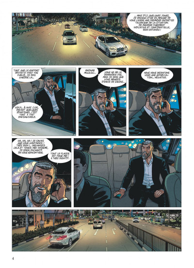 Page 4 alter ego - saison 2 tome 2 - Gail