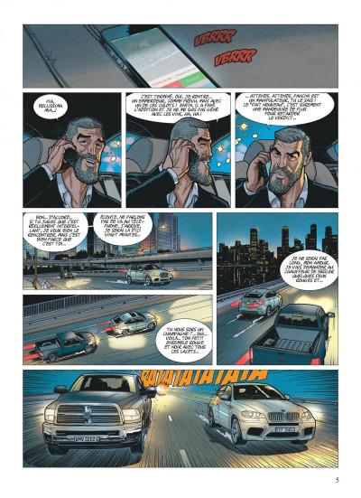 Page 5 alter ego - saison 2 tome 2 - Gail