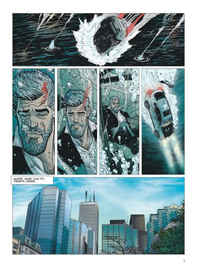 Page 7 alter ego - saison 2 tome 2 - Gail