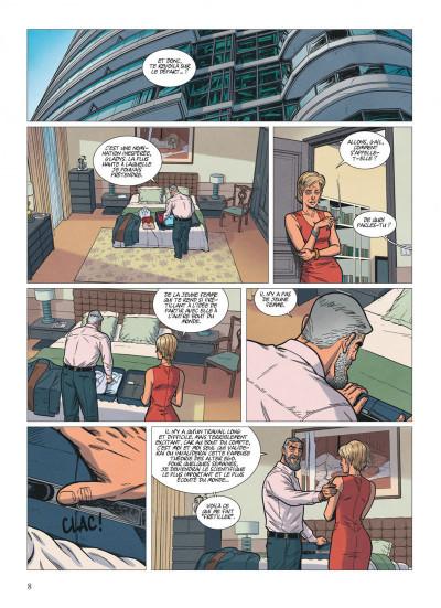 Page 8 alter ego - saison 2 tome 2 - Gail