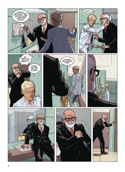 Page 4 Alter Ego - Saison 2 Tome 3 - Delia