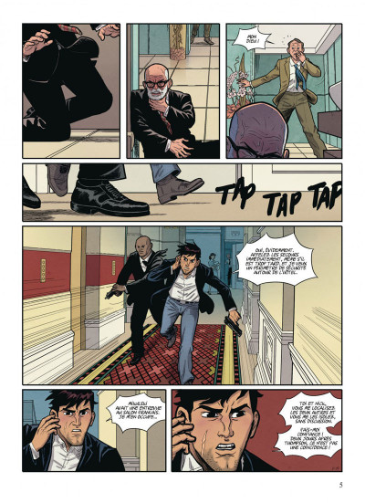 Page 5 Alter Ego - Saison 2 Tome 3 - Delia