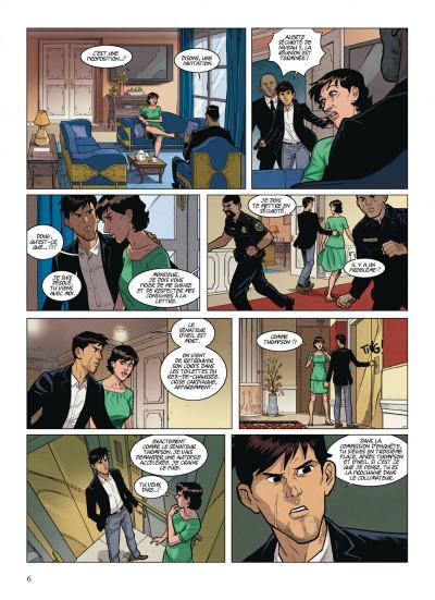 Page 6 Alter Ego - Saison 2 Tome 3 - Delia