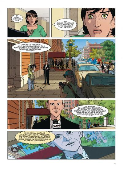 Page 7 Alter Ego - Saison 2 Tome 3 - Delia