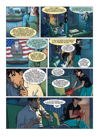 Page 8 Alter Ego - Saison 2 Tome 3 - Delia