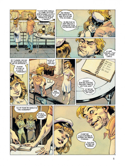 Page 5 Millenium tome 2