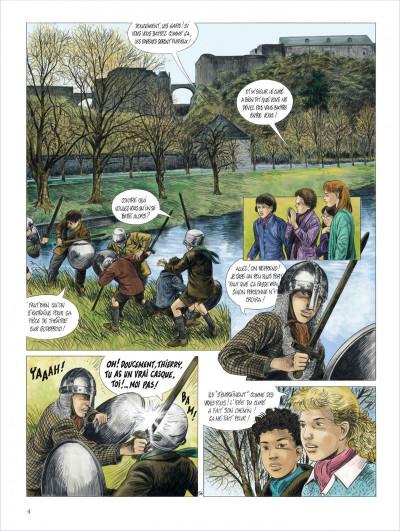 Page 4 Godefroid de Bouillon tome 2