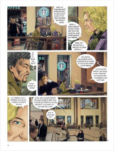 Page 6 Godefroid de Bouillon tome 2