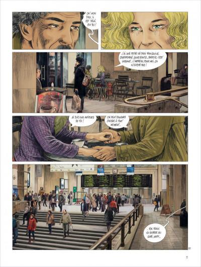 Page 7 Godefroid de Bouillon tome 2