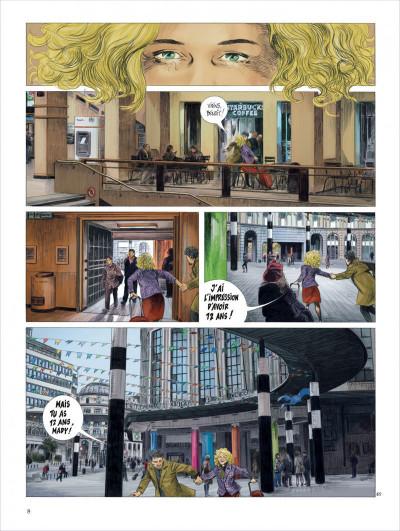 Page 8 Godefroid de Bouillon tome 2