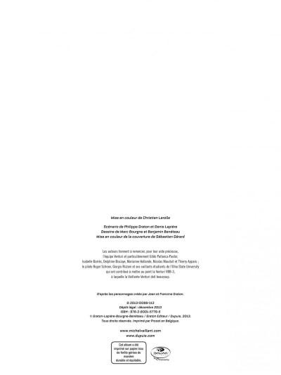 Page 2 Michel Vaillant - nouvelle saison tome 2 - voltage