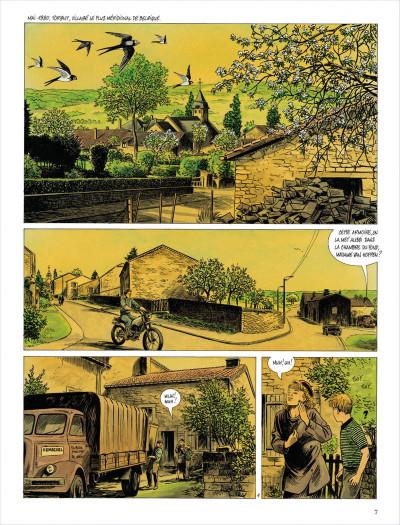 Page 7 l'assassin qui parle aux oiseaux - intégrale