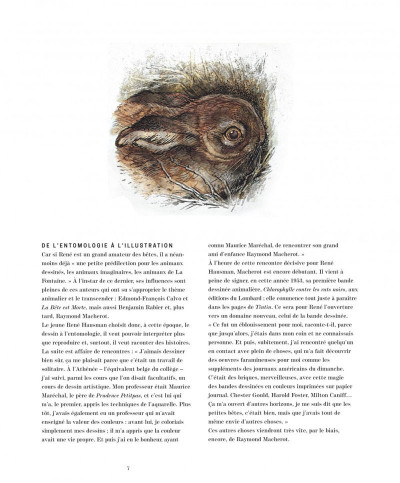 Page 7 le grand bestiaire