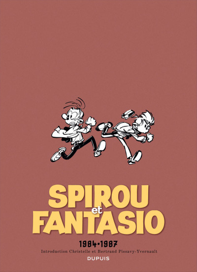Page 3 Spirou et Fantasio intégrale tome 14