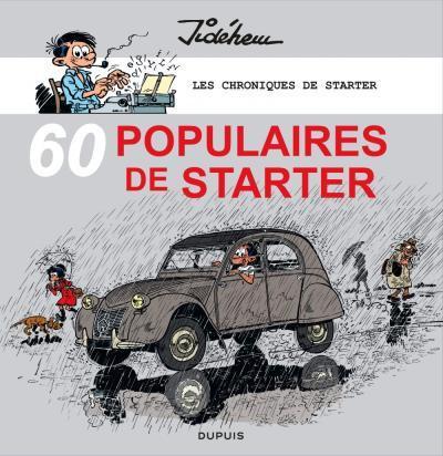 Couverture les chroniques de starter tome 3 - 60 populaires des années 60