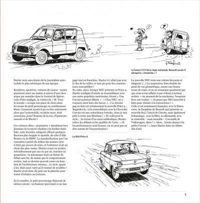 Page 5 les chroniques de starter tome 3 - 60 populaires des années 60