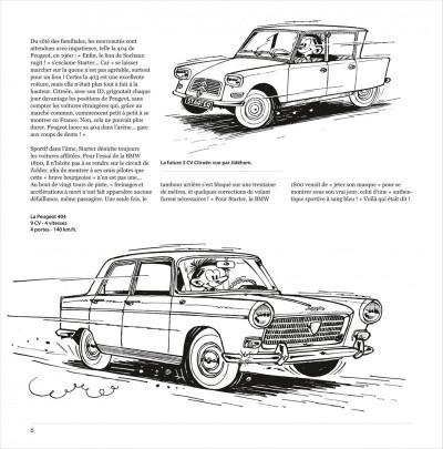 Page 6 les chroniques de starter tome 3 - 60 populaires des années 60