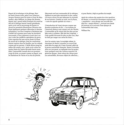 Page 8 les chroniques de starter tome 3 - 60 populaires des années 60