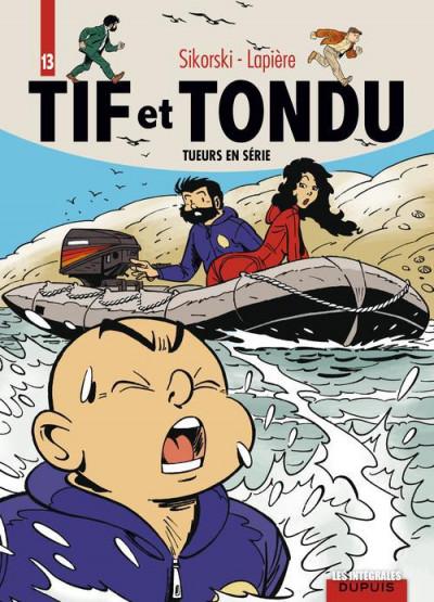 image de Tif et Tondu - intégrale tome 13 - tueurs en serie
